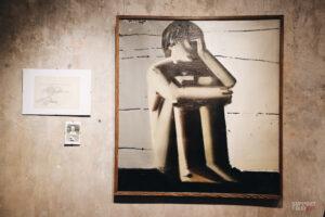 Рік Олега Голосія в Україні: як пройшла перша подія в галереї THE NAKED ROOM
