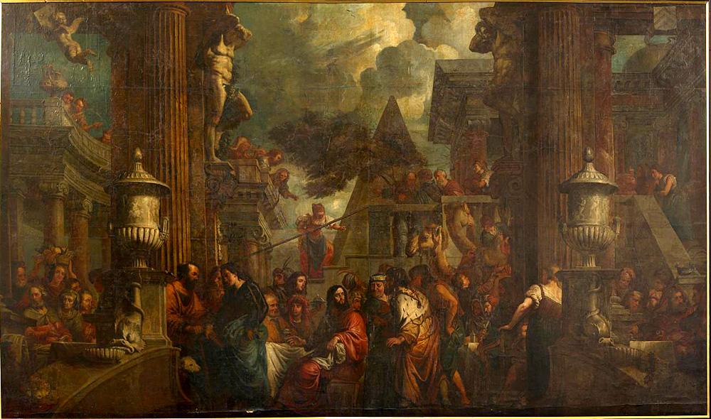 Фламандські шедеври повернулись на свої місця