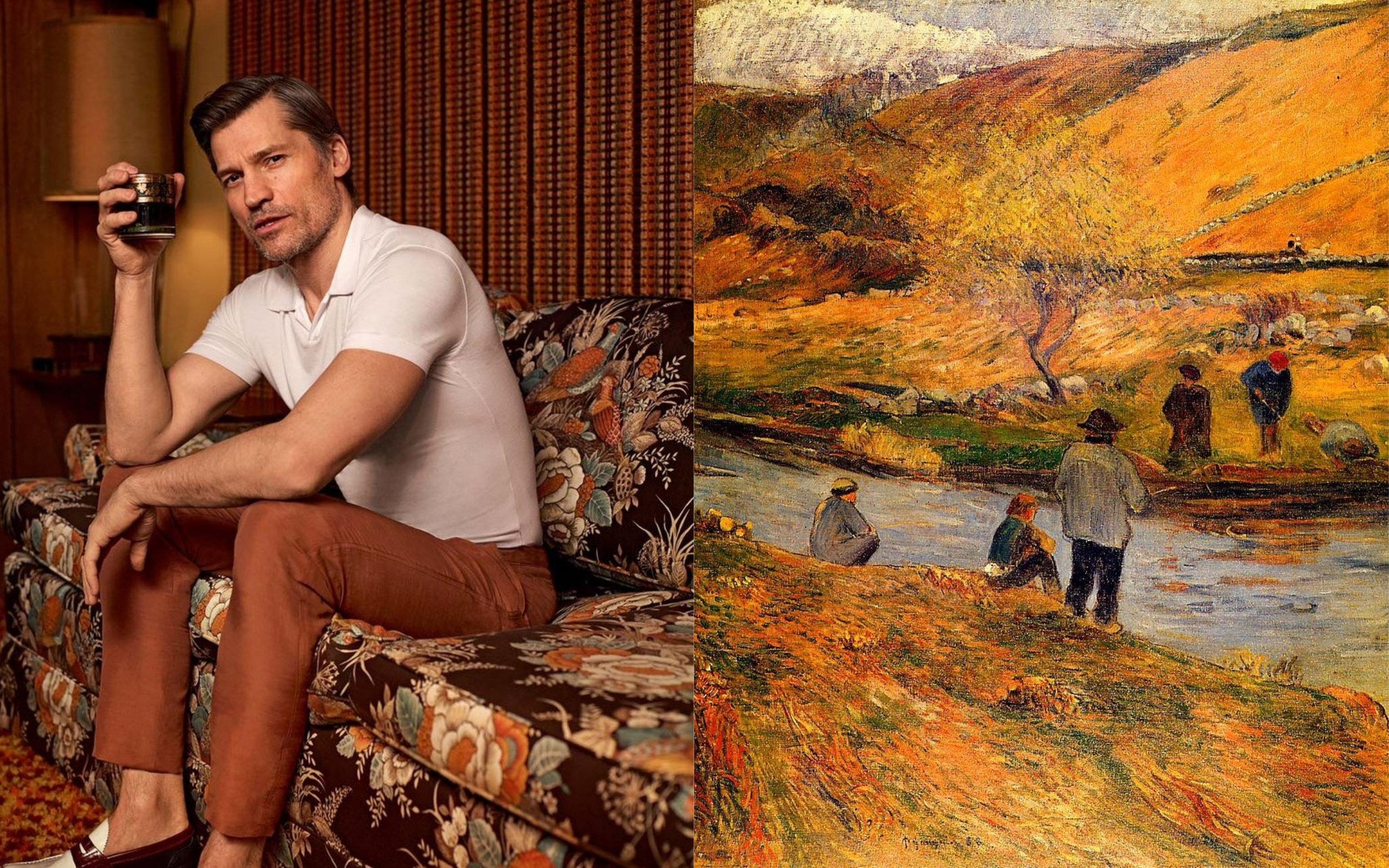 У Twitter шукають шедеври живопису, схожі на фотографії Ніколая Костер-Вальдано
