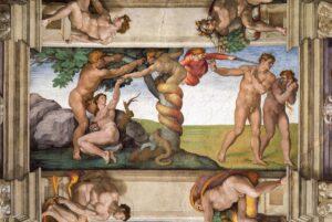 Знайдено перший малюнок Мікеланджело