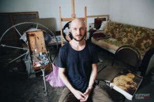 Олександр Гребенюк: про стріт-арт та український арт-ринок