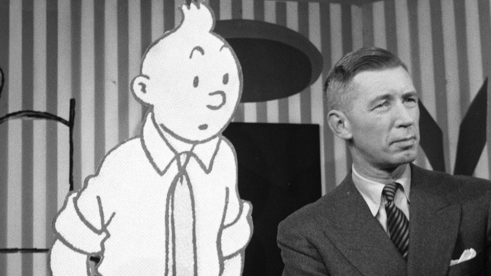 За першу в історії обкладинку Tintin хочуть виручити 1,3 мільйона доларів