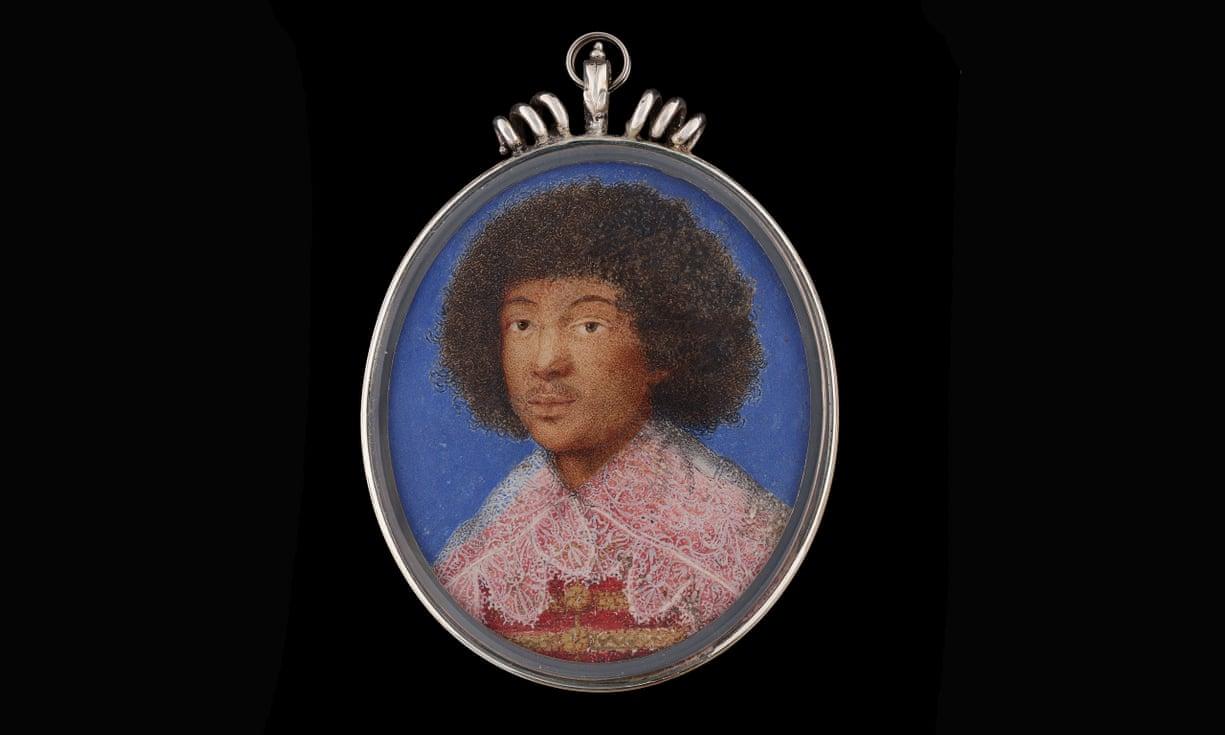 Встановили особу, що зображена на мініатюрі 17-го століття