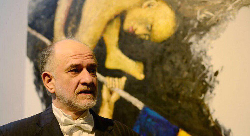 Олександра Ройтбурда хочуть звільнити з посади директора Одеського художнього музею