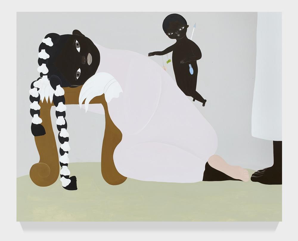 Розглядаємо роботи бразильсько-японської художниці, які розкуповують ще до відкриття виставок