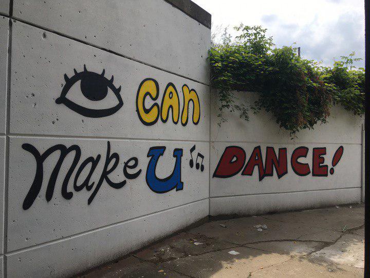 Поліція Детройта затримала вуличного художника, який малював на замовлення міста
