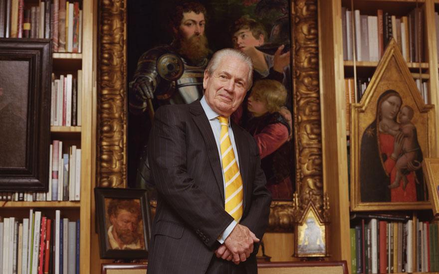 Стало відомо ім'я невідомого покупця картини Караваджо