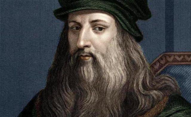 Знайдено першу статуетку Леонардо да Вінчі