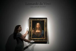 Виявилось, що відома картина «Salvator Mundi» розписана помічником Леонарда да Вінчі
