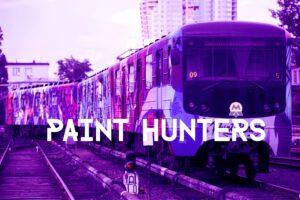 Paint Hunters презентували подарунок київському метрополітену