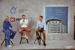 Що треба знати з паблік-току про модерну архітектуру в Україні