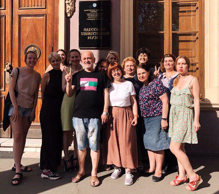 Працівники Одеського художнього музею розписали, чого досягли під керівництвом Олександра Ройтбурда