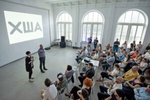 Харківська школа архітектури показала першу виставку
