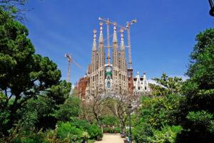 У Барселоні добудують храм Антоніо Ґауді