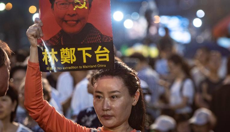 Галереї Гонконгу підтримали демонстрантів