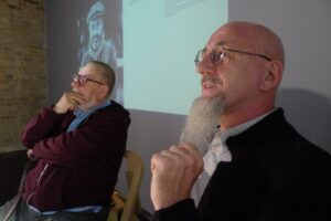 Марина Абрамович та Олег Кулик прочитають лекції на резиденції BIRUCHIY
