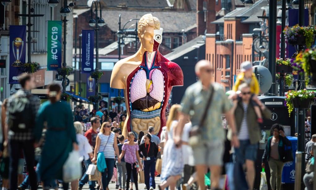 Що потрібно знати про найбільший парк скульптур Великобританії