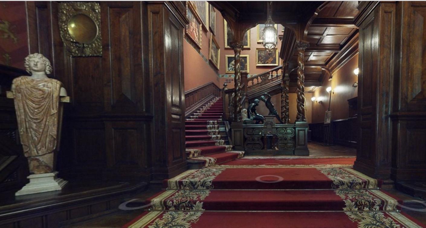Музей Ханенків запустив 3D-тур по виставковим залам