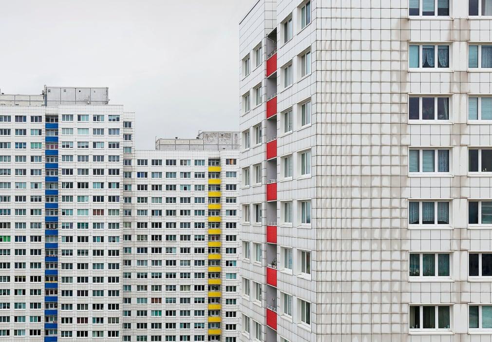 Дивимося, як виглядає східноєвропейська архітектура в фотографіях
