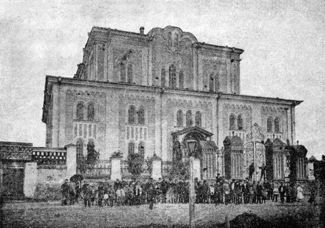 У Білій Церкві зруйнували фасад синагоги ХІХ століття