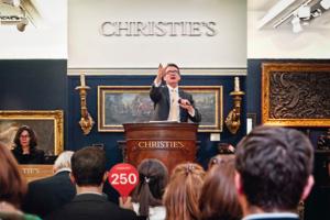 Christie's продав перше видання творів Гоголя за 175 тисяч