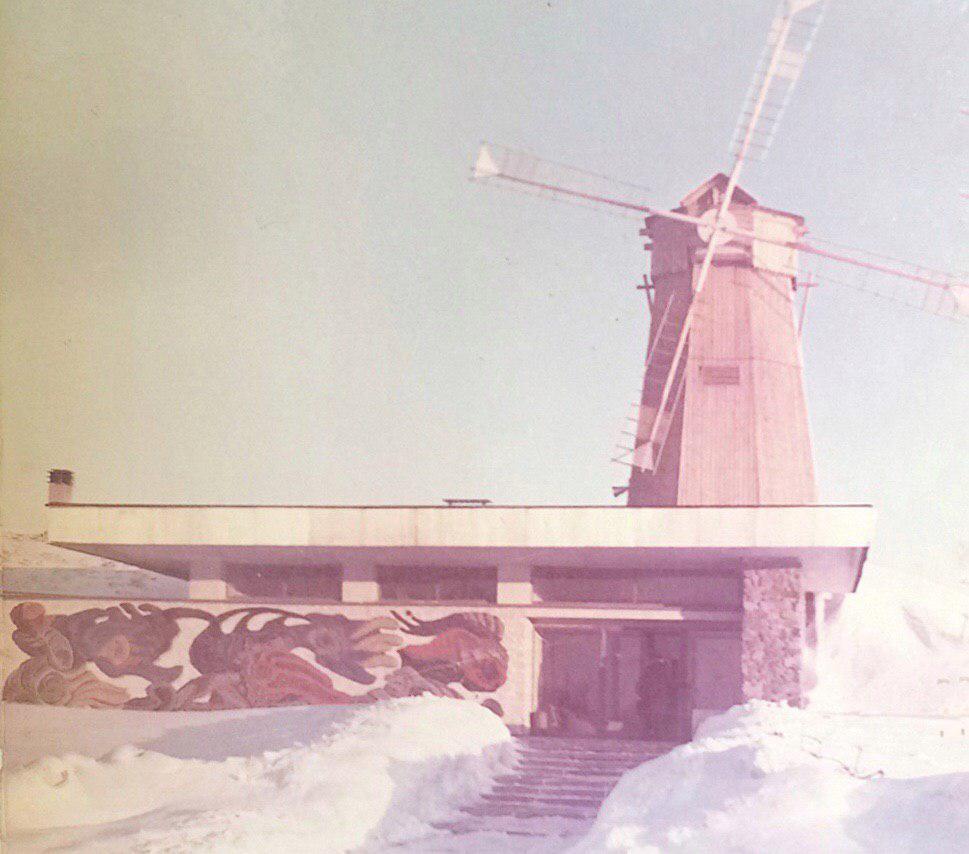 Власники ресторану зберегли мозаїку Алли Горської «Вітер»