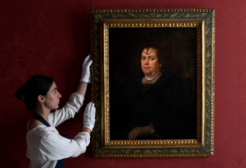 Знайдену картину Веласкеса продали за 3 000 000 доларів