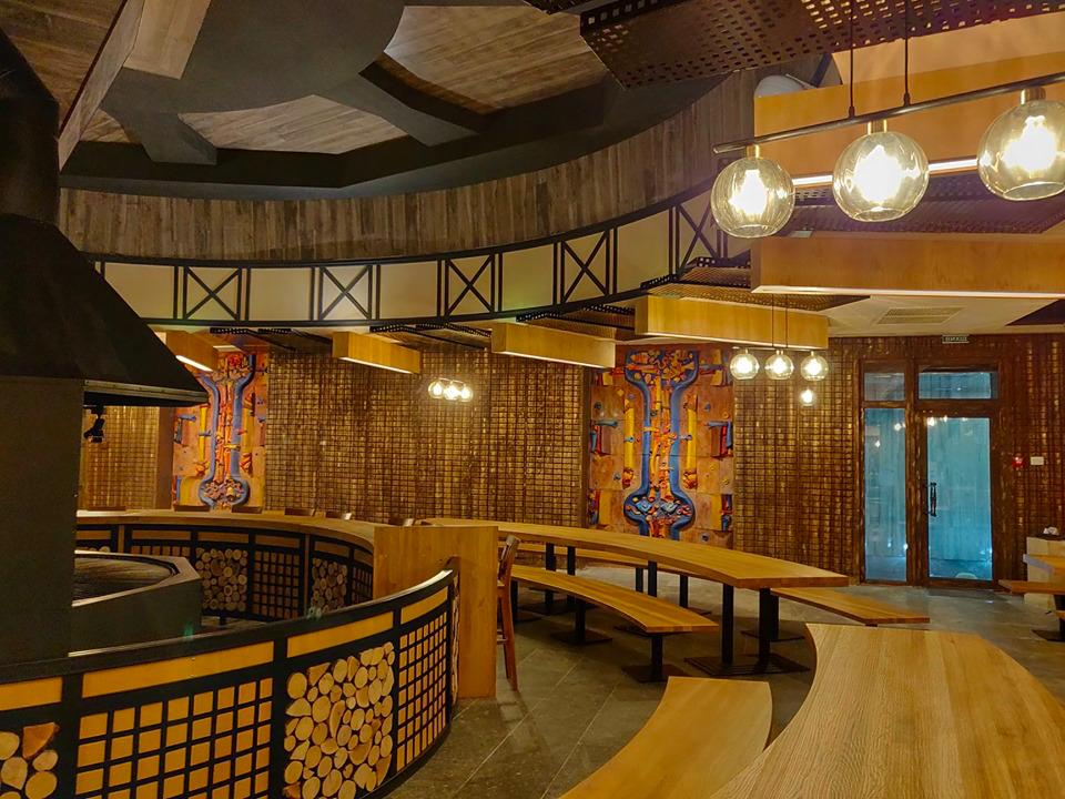 У Києві відкрили ресторан, в якому зберегли автентичні мозаїки
