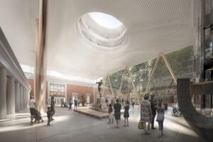 Музей образотворчих мистецтв Більбао вибрав архітектурний проєкт для майбутньої реконструкції