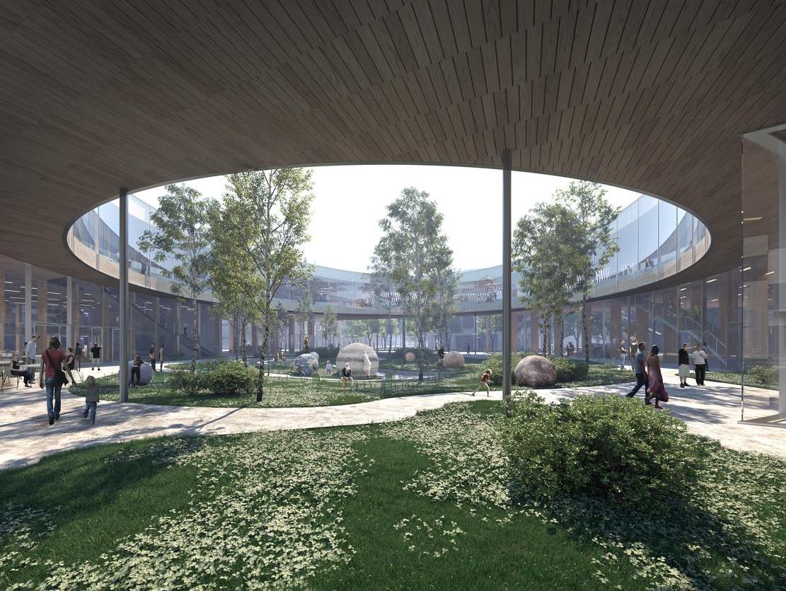 У Швеції зведуть екологічно чистий науковий музей