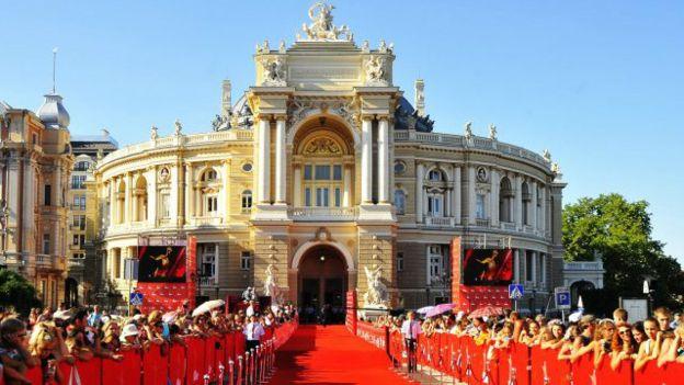 Platfor.ma, Port.Agency та ОМКФ відкрили онлайн-музей Одеського кінофестивалю