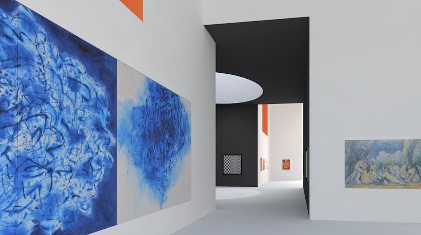 Google відкрив віртуальну галерею