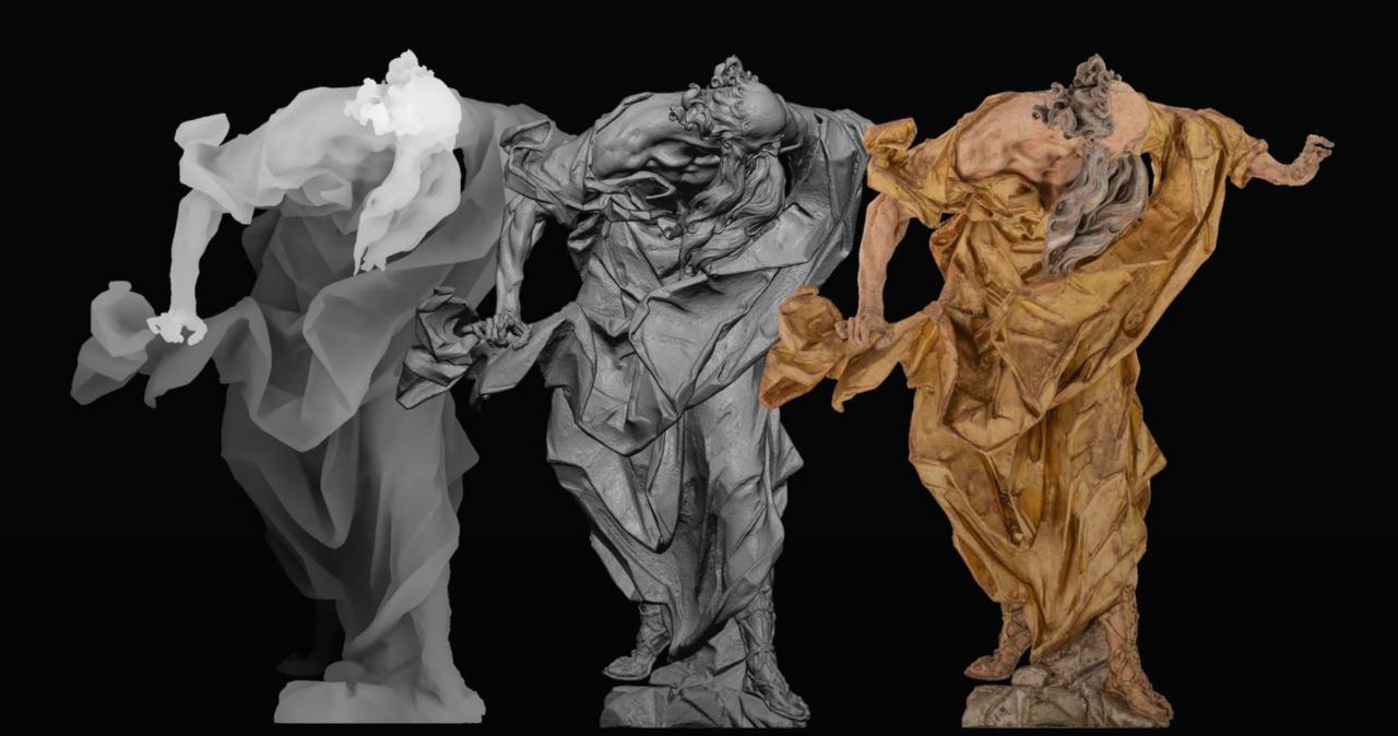 Барокові скульптури Йогана Пінзеля: українці створили віртуальну галерею