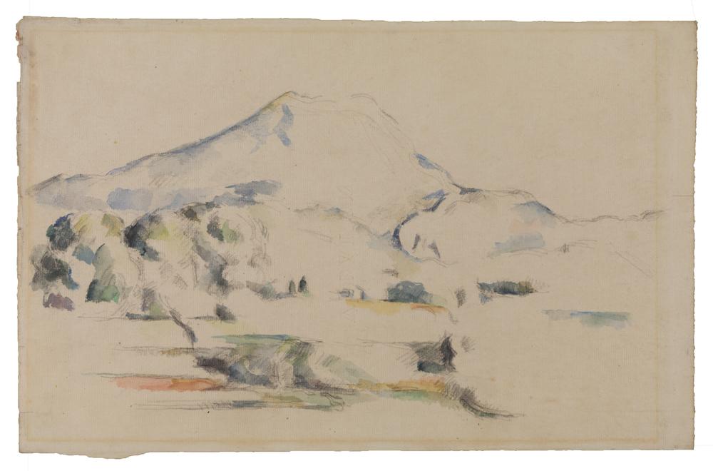 Мистецтвознавиця Фаб'єн Руппі об'єднала втрачені пейзажі Поля Сезанна