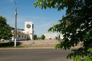 Адміністрація Славутича оголосила конкурс на реконструкцію Центральної площі