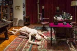 У Музеї Фрейда в Лондоні відкрилася виставка, присвячена психоаналізу
