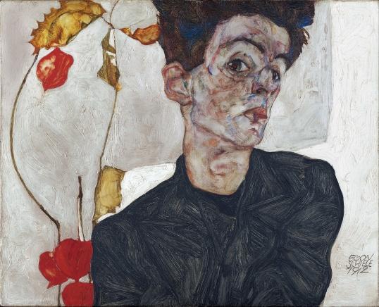 У комісійному магазині Нью-Йорка знайшли малюнок Еґона Шіле