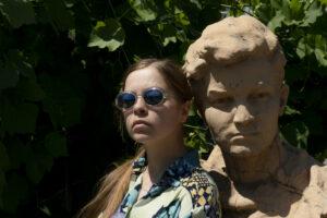 Поліна Карпова: про резиденції, дитинство та переїзд у Київ