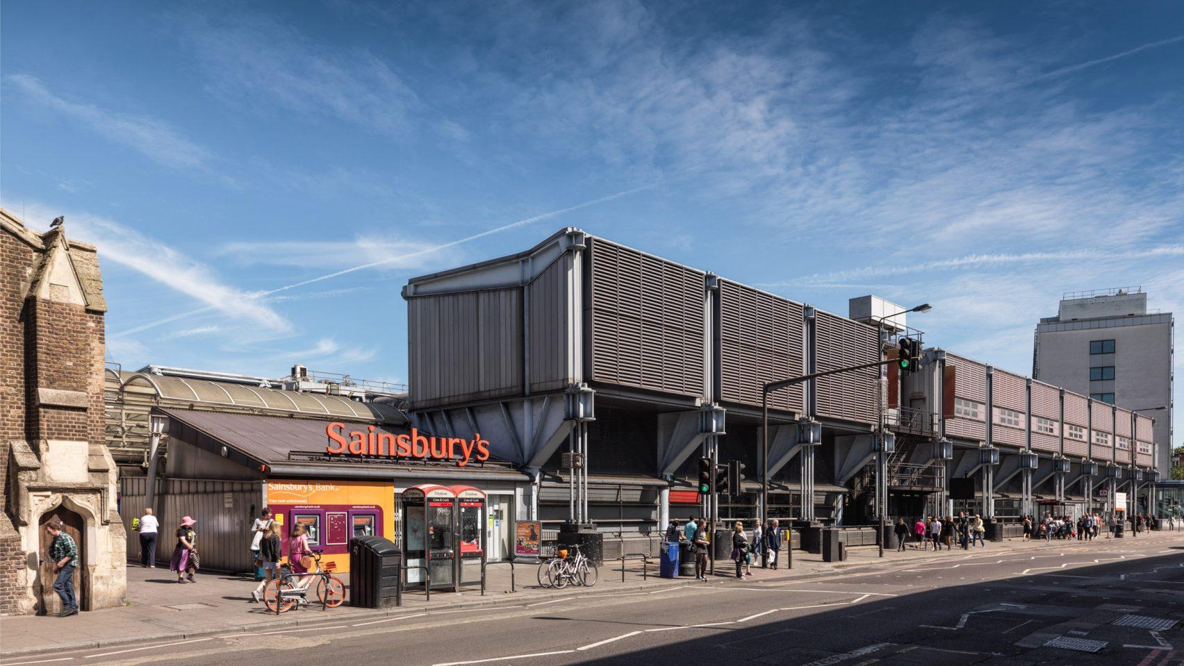 Супермаркет в Англії вперше визнали пам'яткою архітектури