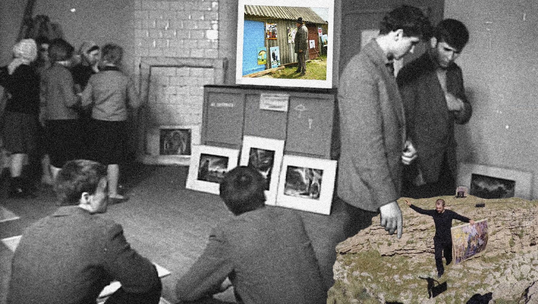 Музей советского искусства в Кмытове: против прямой интерпретации