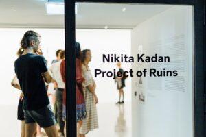 Що потрібно знати про виставку Нікіти Кадана у Mumok?