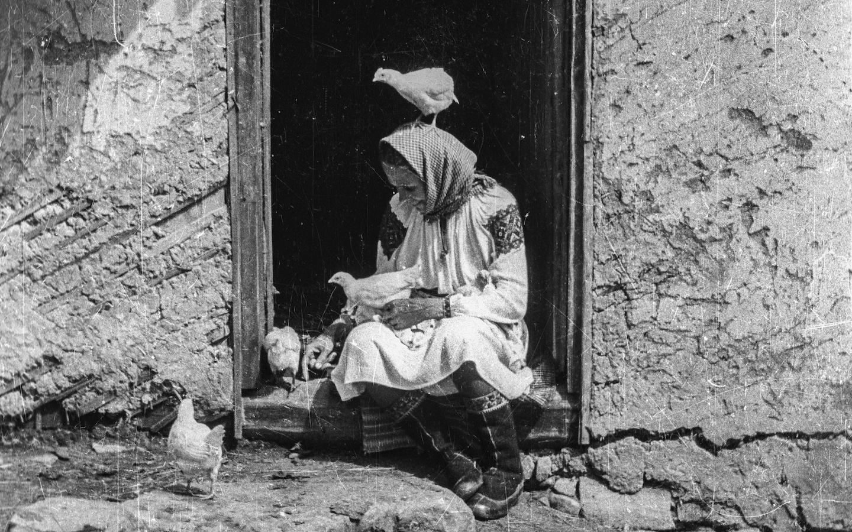 Художниця Інга Леві про фотоспадок Параски Плитки-Горицвіт
