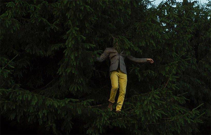 Фотограф створює сюрреалістичні портрети, які досліджують зв'язок людини з природою