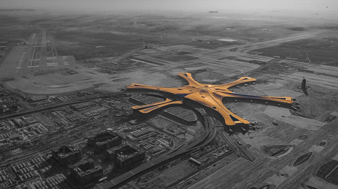 У Китаї відкриється найбільший аеропорт у світі