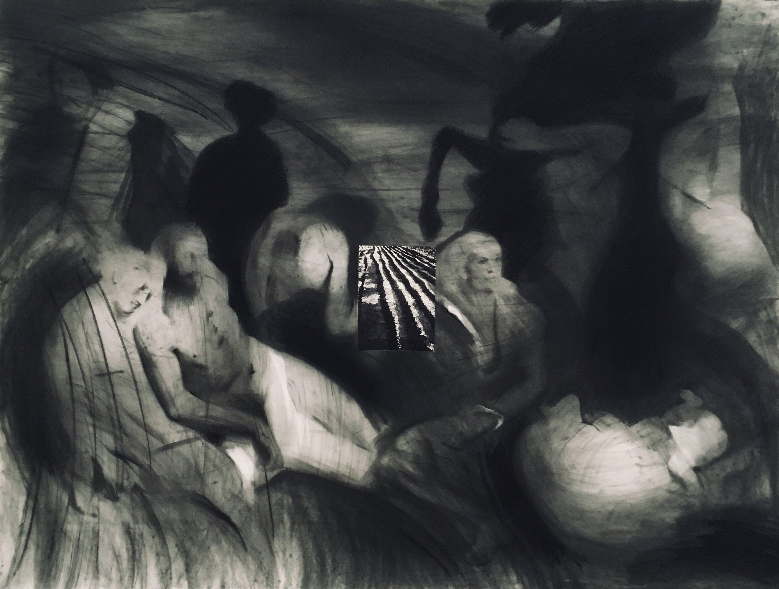 «Власний мотив»: художники про роботи, створені в межах резиденції «Великий Перевіз»
