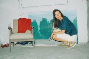 Олександра Кадзевич: про живописні інсталяції та самоідентифікацію