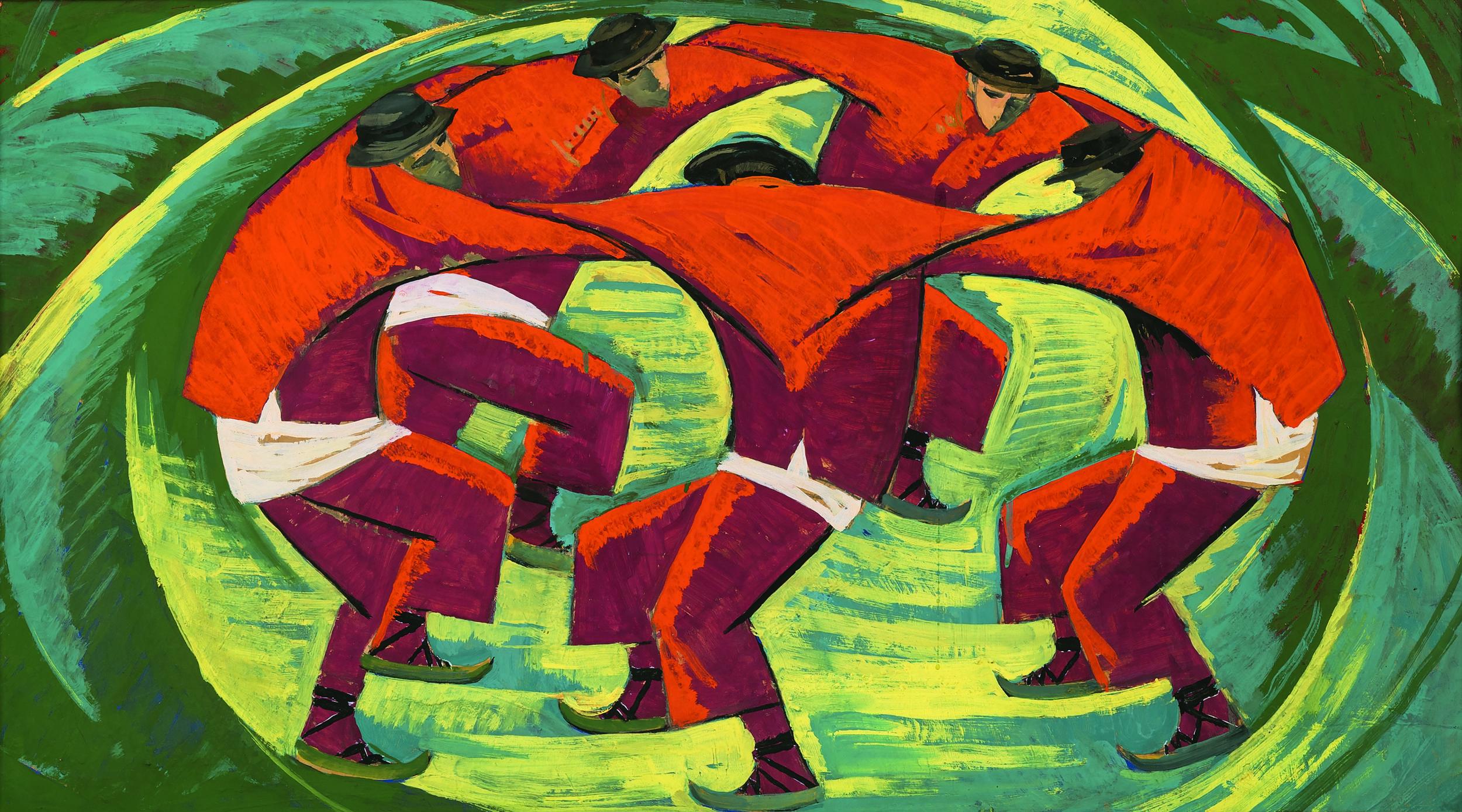 Що треба знати про архів київського неофіційного мистецтва