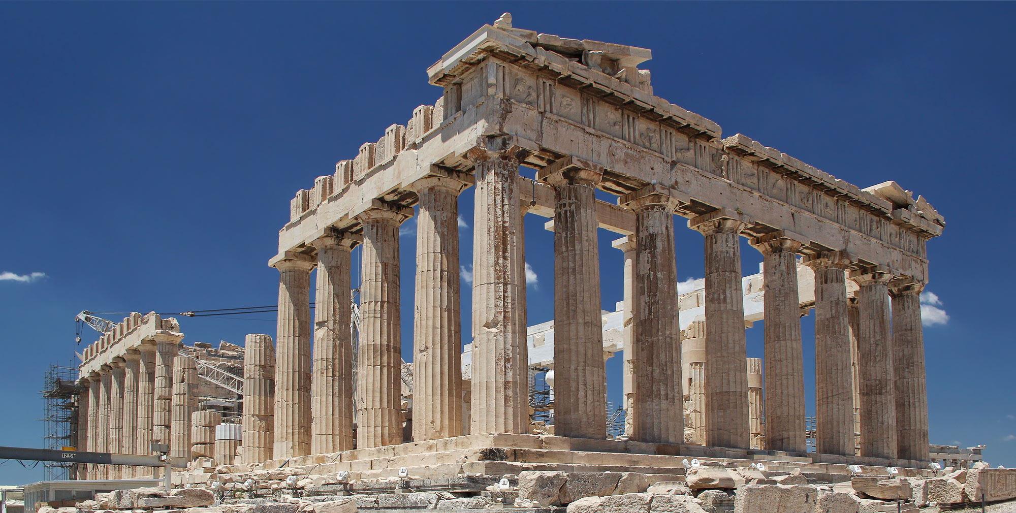 Фриз Парфенона можуть відправити з Лувру в Афіни