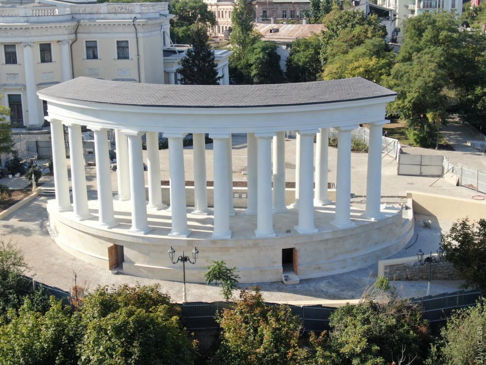 Воронцовську колонаду відреставрували