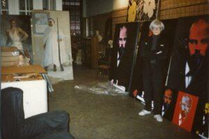 У Лондоні відкриється виставка Енді Воргола